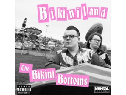 BIKINI BOTTOMS - Bikiniland (Pink Vinyl) (LP)
