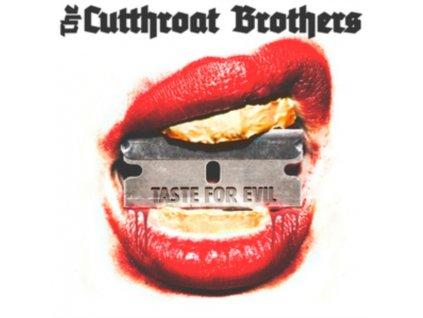 CUTTHROAT BROTHERS - Taste For Evil (LP)