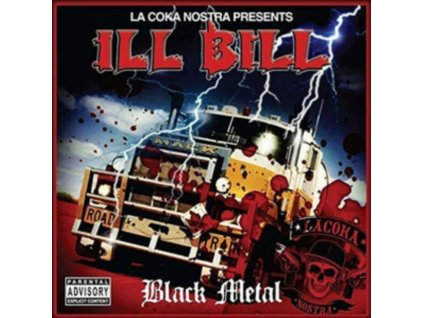 ILL BILL - Black Metal (LP)