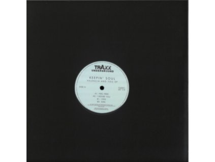 """KEEPIN SOUL - Valencia And You EP (12"""" Vinyl)"""