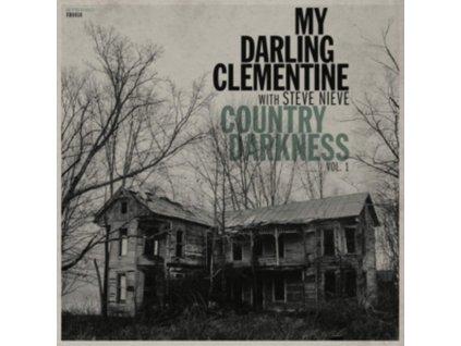 "MY DARLING CLEMENTINE & STEVE NIEVE - Country Darkness (12"" Vinyl)"
