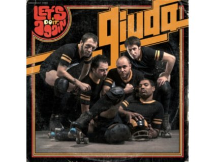 GIUDA - Lets Do It Again (LP)