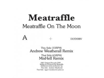 """MEATRAFFLE - Meatraffle On The Moon (12"""" Vinyl)"""