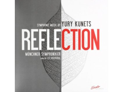 MUNCHNER SYMPH. / HOLDRIDGE - Reflection: Symphonic Music By Yury Kunets (LP)