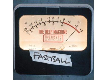 FASTBALL - The Help Machine (Coloured Vinyl) (LP)