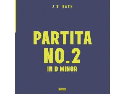 DANIEL PIORO - J.S. Bach: Partitia No.2 In D Minor (LP)