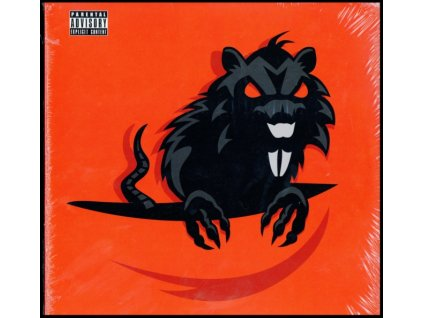 INSANE CLOWN POSSE - Flip The Rat (White Bllodshot Vinyl) (Black Friday 2019) (LP)