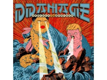 DDAMAGE - Brother Vs Brother (LP)