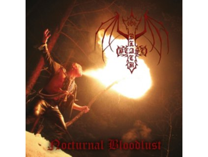 BLACK BEAST - Nocturnal Bloodlust (LP)
