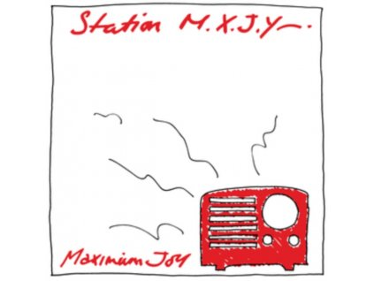 MAXIMUM JOY - Station M.X.J.Y. (LP)