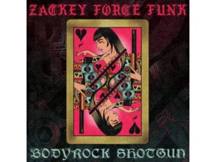 """ZACKEY FORCE FUNK - Bodyrock Shotgun / El Mero Mero Remix (7"""" Vinyl)"""