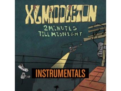 XL MIDDLETON - 2 Minutes Till Midnight Instrumentals (LP)