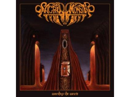SACRED MONSTER - Worship The Weird (LP)