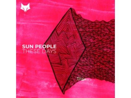 """SUN PEOPLE - These Days (12"""" Vinyl)"""