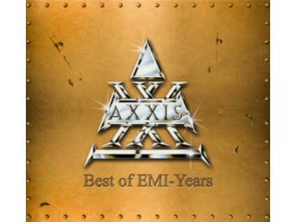 AXXIS - Best Of Emi-Years (Gold Vinyl) (LP)
