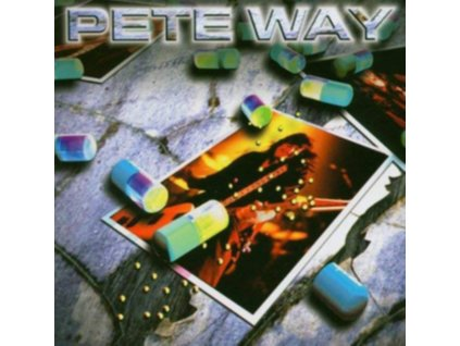 PETE WAY - Amphetamine (LP)