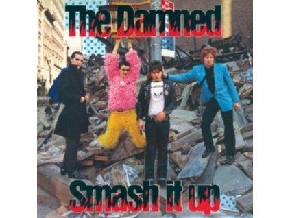 """DAMNED - Smash It Up / Burglar (7"""" Vinyl)"""