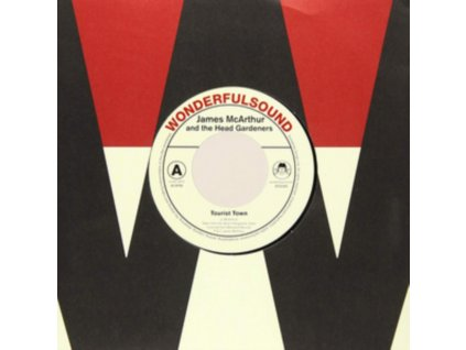 "JAMES MCARTHER & THE HEAD GARDNERS - Tourist Town / Plane Sailors (7"" Vinyl)"