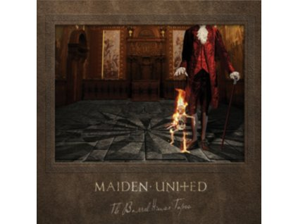 MAIDEN UNITED - The Barel House Tapes (LP)