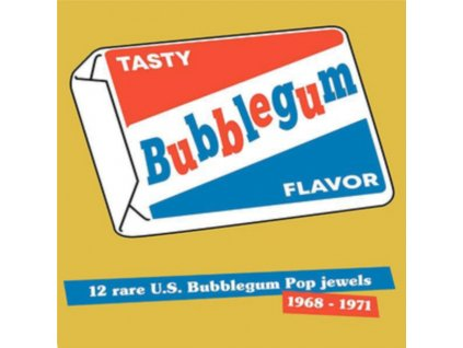 VARIOUS ARTISTS - Tasty Bubblegum Flavor (LP)