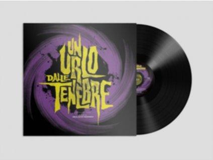 GIULIANO SORGINI - Un Urlo Dalle Tenebre (LP)