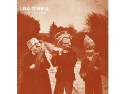 """LISA ONEILL - The Wren. The Wren (7"""" Vinyl)"""