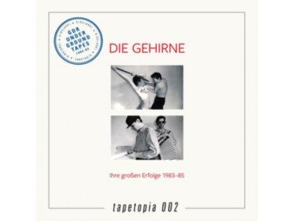 DIE GEHIRNE - Tapetopia 002: Ihre Grosen Erfolge 1983-85 (LP)