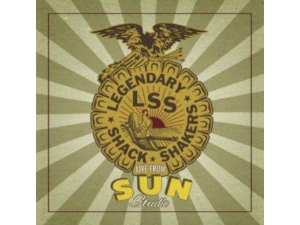 LEGENDARY SHACK SHAKERS - Live From Sun Studio (LP)