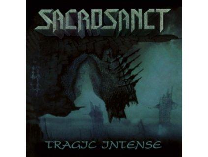 SACROSANCT - Tragic Intense (Blue Vinyl) (LP)