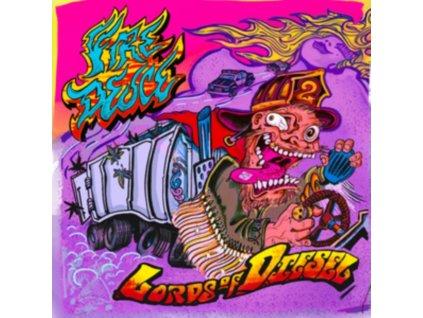 """FIRE DEUCE - Lords Of Diesel (10"""" Vinyl)"""