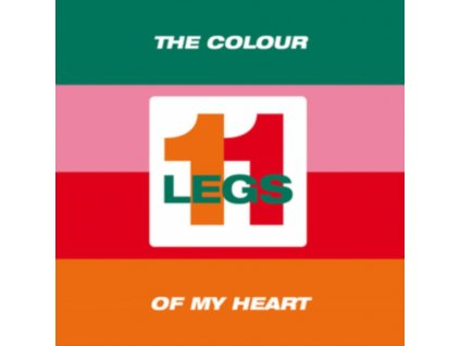 LEGS 11 - The Colour Of My Heart (LP)