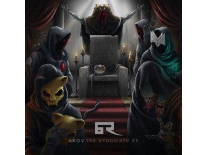AKOV - The Syndicate EP (LP)
