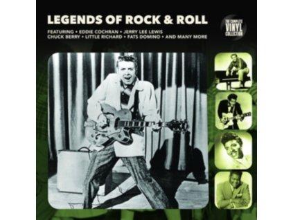 VARIOUS ARTISTS - Legends Of Rock & Roll (LP)