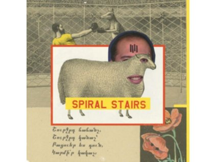 "SPIRAL STAIRS - Pig City (7"" Vinyl)"