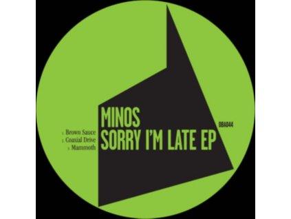"MINOS - Sorry Im Late (12"" Vinyl)"