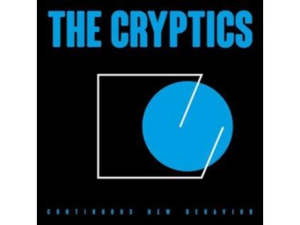 CRYPTICS - Continuous New Behavior (LP)