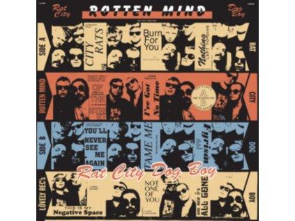 ROTTEN MIND - Rat City Dog Boy (LP)