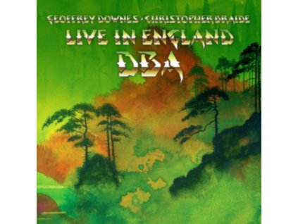 DOWNES BRAIDE ASSOCIATION - Live In England (LP)