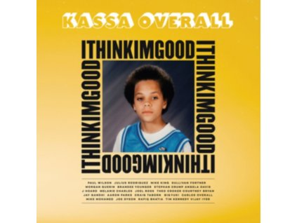 KASSA OVERALL - I Think Im Good (LP)