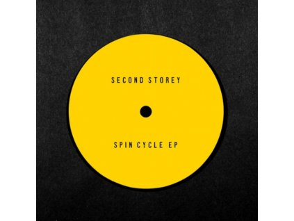 """SECOND STOREY - Spin Cycle EP (12"""" Vinyl)"""