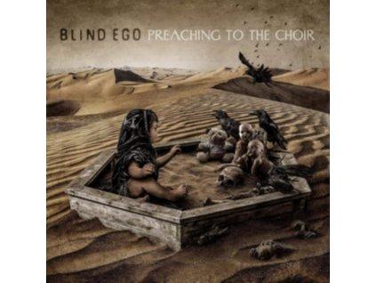 BLIND EGO - Preaching To The Choir (LP)