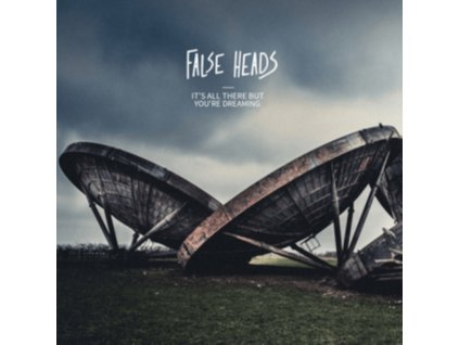 FALSE HEADS - Its All There But Youre Dreaming (LP)