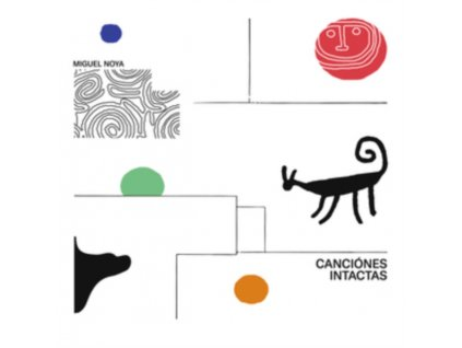 MIGUEL NOYA - Canciones Intactas (LP)
