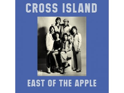 "CROSS ISLAND - East Of The Apple (12"" Vinyl)"