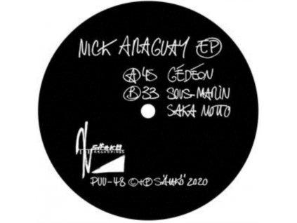 """NICK ARAGUAY - Ep (12"""" Vinyl)"""