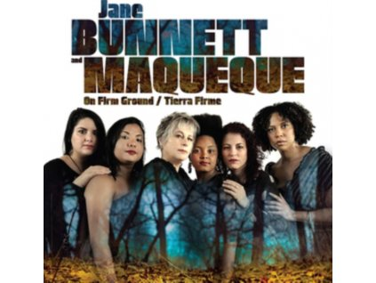 JANE BUNNETT AND MAQUEQUE - One Firm Ground / Tierra Firme (LP)