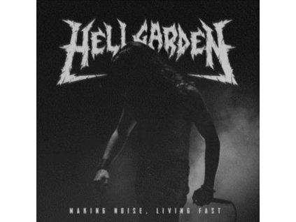 HELLGARDEN - Making Noise. Living Fast (LP)