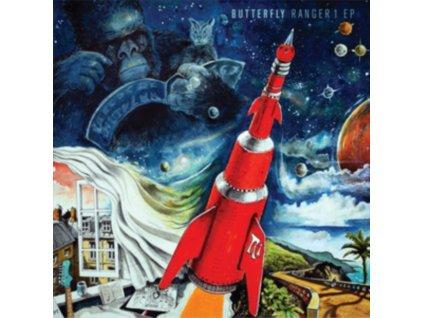 """BUTTERFLY - Ranger 1 (12"""" Vinyl)"""