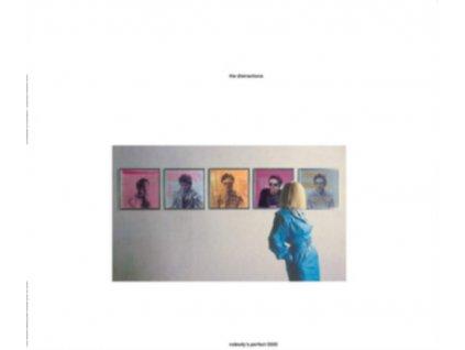 DISTRACTIONS - Nobodys Perfect (LP)