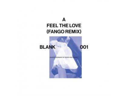 """UNKNOWN - Blank001 (12"""" Vinyl)"""